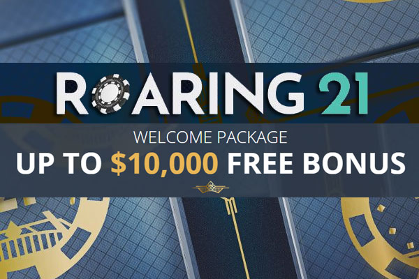 Cash in on Roaring 21 Casinos Monthly Free Spins