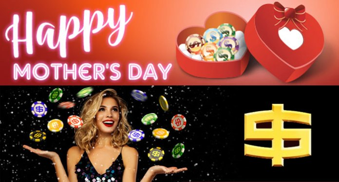 Give Your Mom a Winning Celebration at Slotland Casino