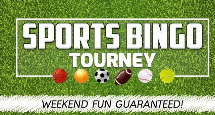 Win Cash in the Sports Bingo Tourney at Downtown Bingo