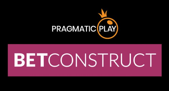 Pragmatic Play Announces a New Integration Deal with BetConstruct
