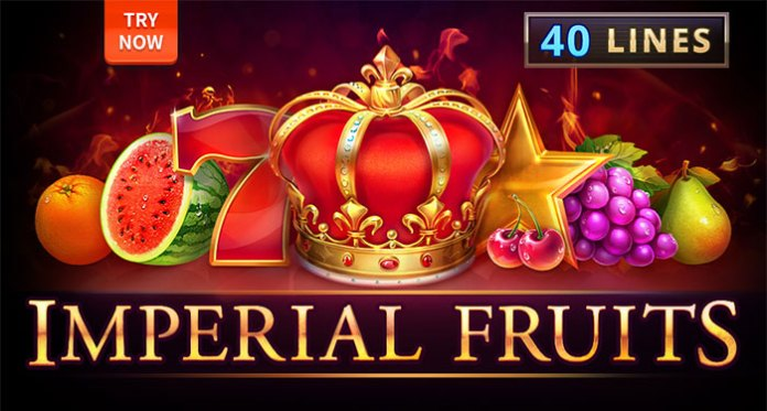 Imperial Fruits royal series