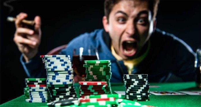 Loosing Online Casino Winnings