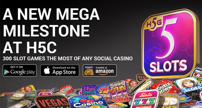 High 5 Games Launches its Portfolio of Slots with Videoslots