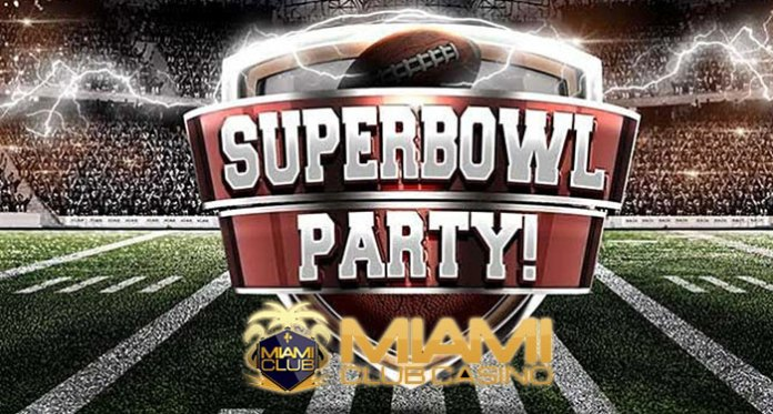 Superbowl Tailgate Marathon Kicking Off at Miami Club Casino