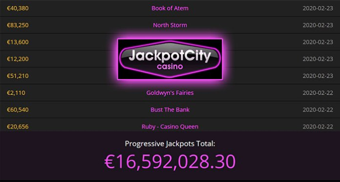 Play Jackpot City Casino and You Too Could Be the Next Winner