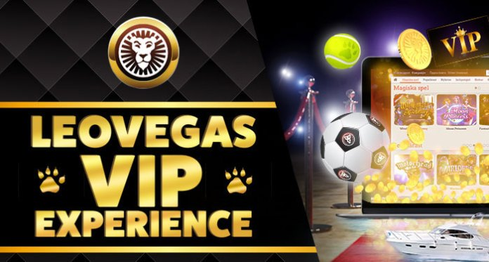 Level Up Your Gaming Experience with LeoVegas' VIP Program