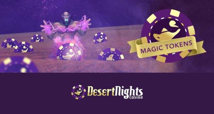 Get on Desert Nights' Winner's List with Monday Magic Token Rewards