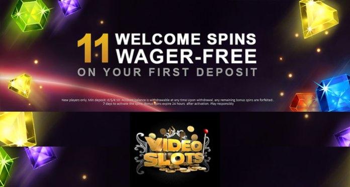 Play VideoSlots Progressive Mid Week Jackpots and Win Big