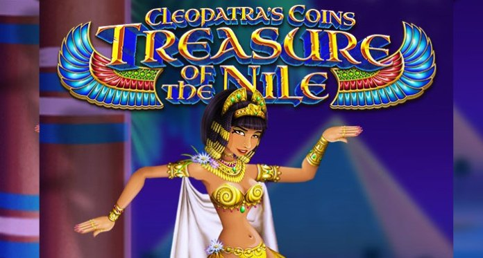 Slots Capital Announces New Cleopatra's Coins: Treasure of the Nile