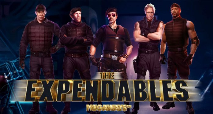 Stakelogic Announces Release of New The Extendables Megaways™ Slot