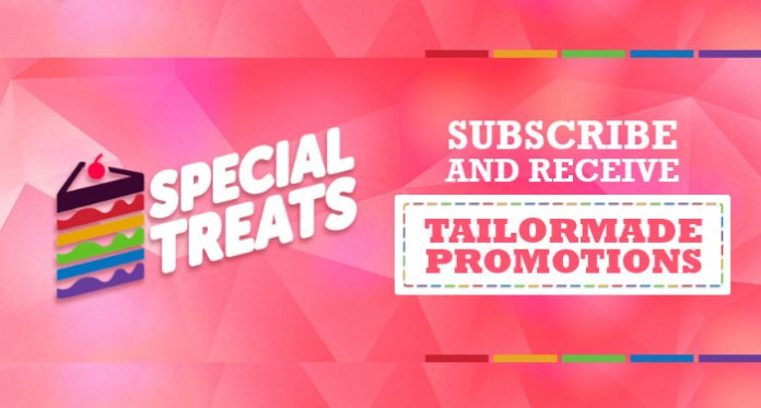 Claim Your Special Treats Today When You Play SlotsMillion Casino