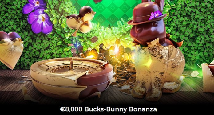 Get Your Share of Mr Green's €8,000 Prize Pool Bucks-Bunny Bonanza