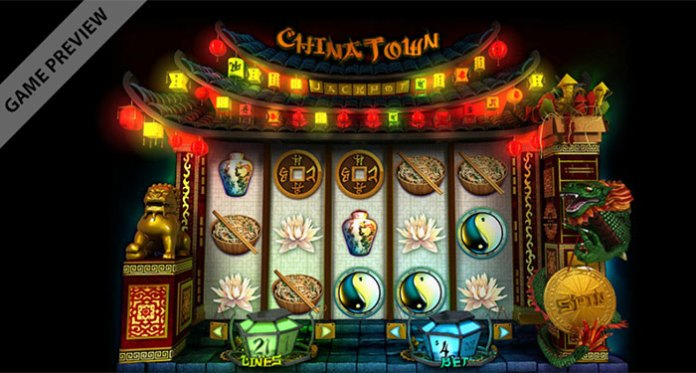 Receive a 60% Bonus on Slotland's Slot of the Month: Chinatown