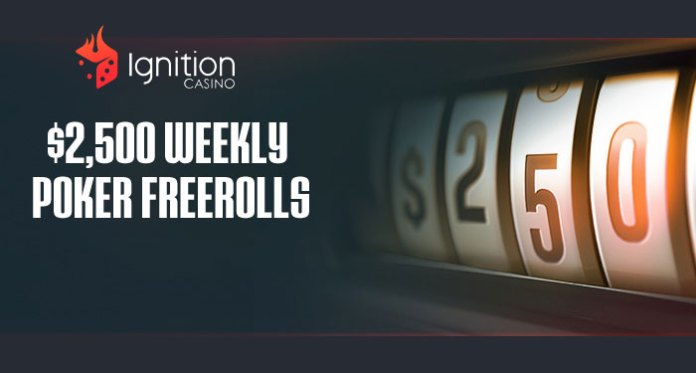 End Your Week with a Bang When you Play Ignition Casino