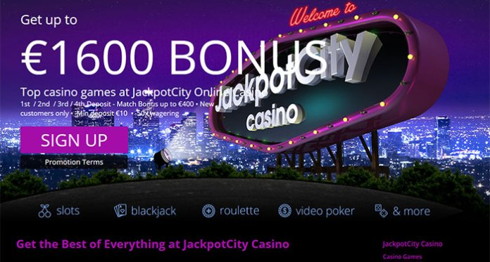Jackpot City is Living Up to its Reputation with Huge Jackpots Galore!