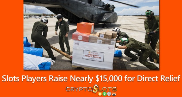 Slots Players Raise Nearly $15K for Cryptoslots' Micro Monsters Donation Campaign