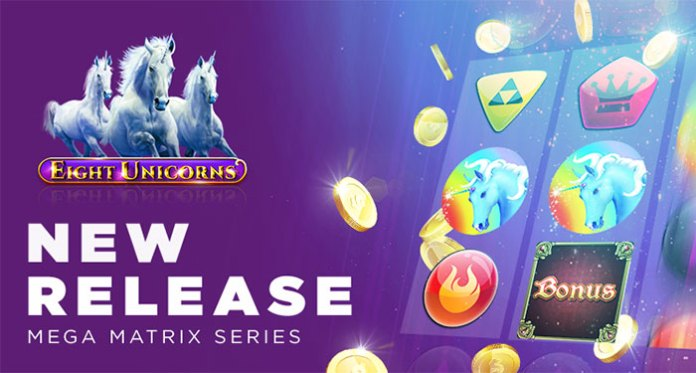 Eight Unicorns is the Magical New Slot at CryptoSlots, Receive $400-$600
