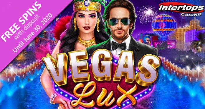 Two Fantastic Exclusive Offers In June 2020 at Intertops Casino