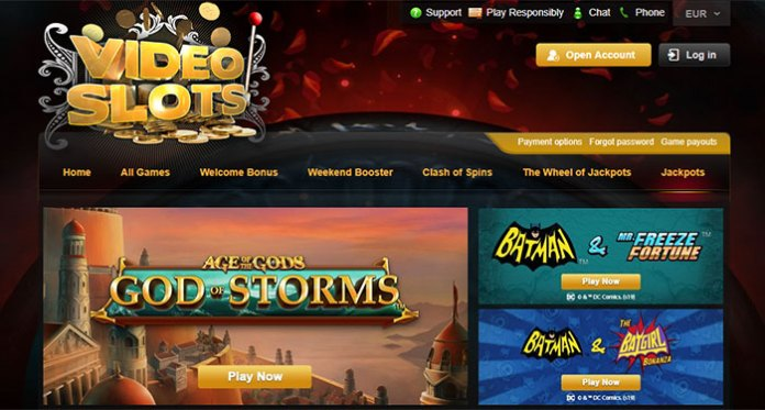 Videoslots Offers More Than 115 Progressive Slots, Try Your Luck on a Few today