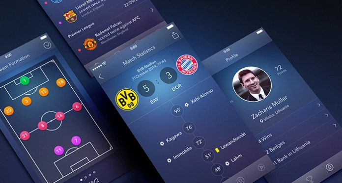 Five Essential Apps for Football Fans