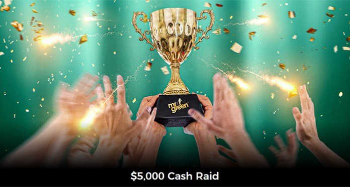 Exciting Tuesday Bonuses, Plus Cash Bandits 3 Live a Sloto' Cash