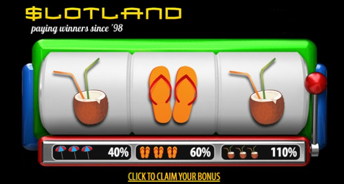 Join in the Hottest Summer Promo with Slotland's Cash to Splash Event
