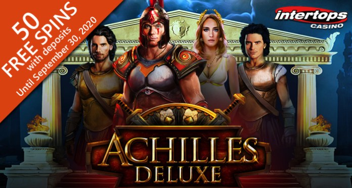 Players Relive the Battle of Troy in the New Achilles Deluxe Game