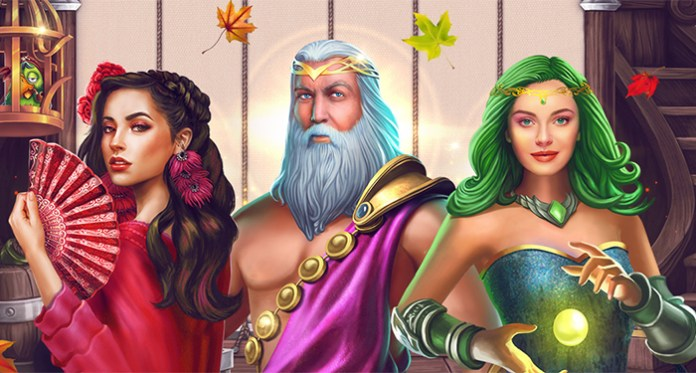 Play'n Go's The Great Slots promotion has Landed Over at Wild Slots