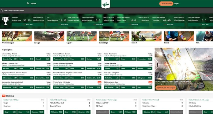 Join Mr Green's September Free Bet League, Up to $2,000 in Free Bets