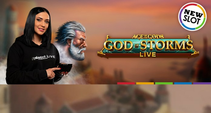 Have You Tried SlotsMillion Casinos God of Storms Live by Playtech Yet?