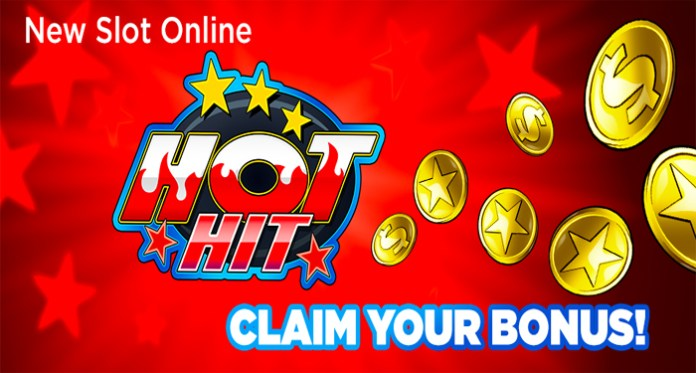 Play the New Hot Hit Online Slot with 100% Match at CryptoSlots