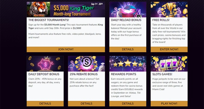 Kick Off September with Free Spins, A Match Offer and $5K Tournament