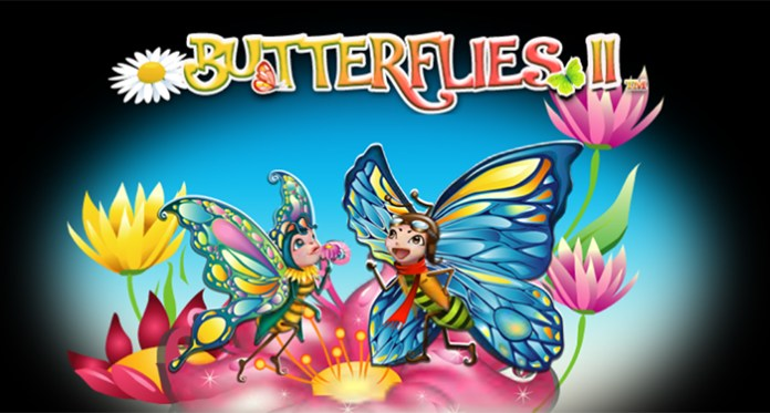 Play Butterflies II 40 Free Spins Using Instant Coupon NEWFLY2