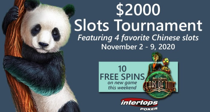 $2000 Slot Tournament On Betsoft's Favorite Chinese Slots