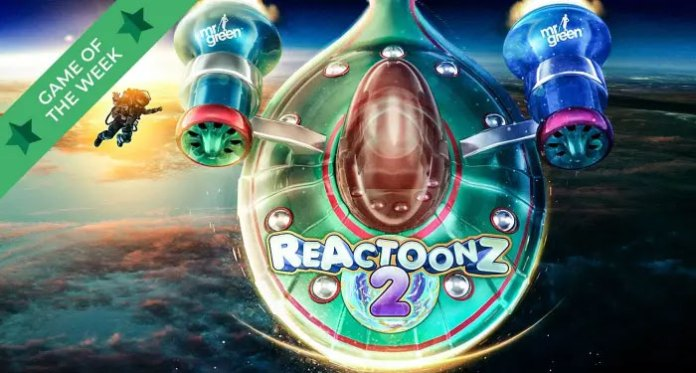 Prepare for a Close Encounter of the Winning Kind with Reactoonz!