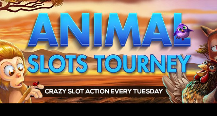 Win an Extra $500 in Cash Playing Vegas Crest' Animal Slots Tourney
