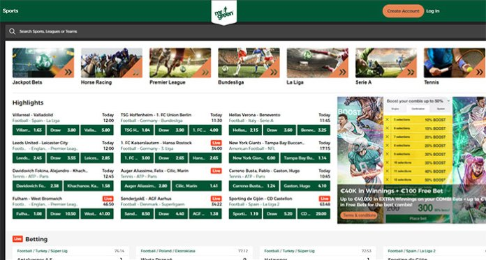 Grab an Extra $40,000 in Weekly Combi Bet Wins at Mr Green