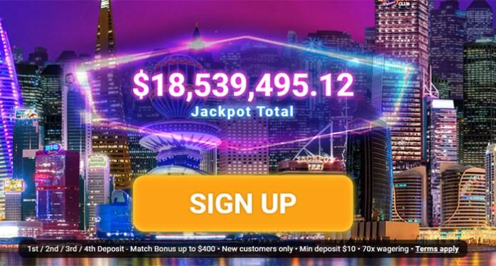 Win Yourself a Life-changing Jackpot at Jackpot City Casino
