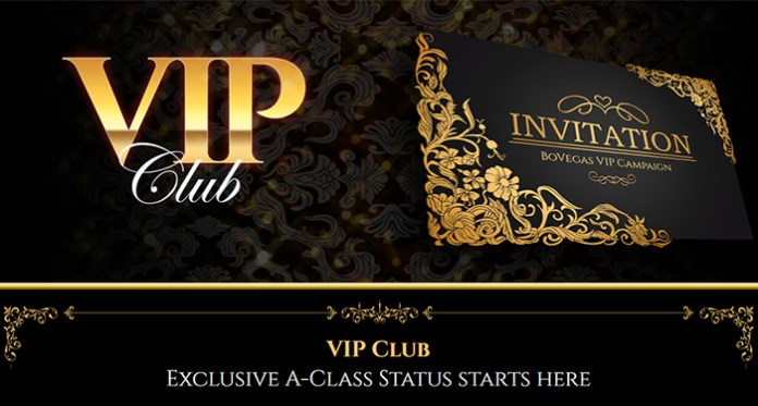 BoVegas Casino Offers Players Exclusive A-Class Status with its VIP Club
