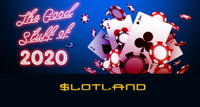 Celebrate 2020 Successes at Slotland Casino, 2021 Bonuses