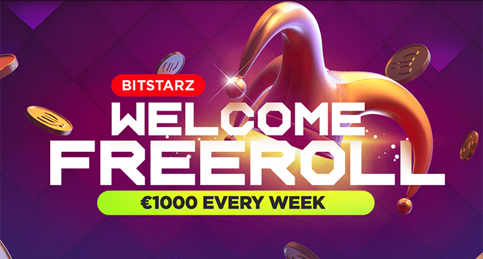 BitStarz is Uping the Ante for New Players Offering a Welcome Freeroll