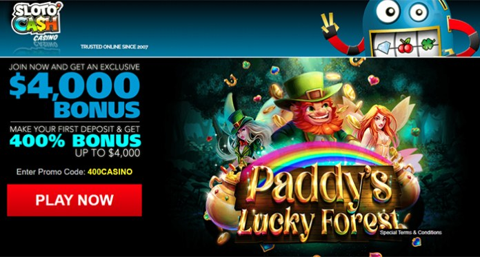 Two Fantastic Casino Bonuses to Help You Celebrate St. Patrick's Day