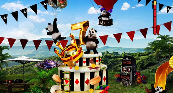 It's the Last Day to Celebrate Royal Panda's 7th Birthday Bash