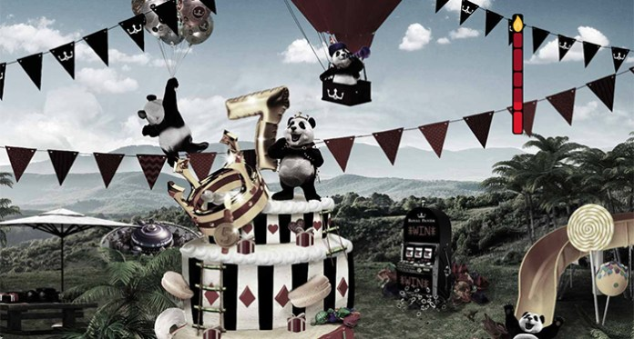 Help Celebrate Royal Panda's 7th Bday with Loads of Prizes!
