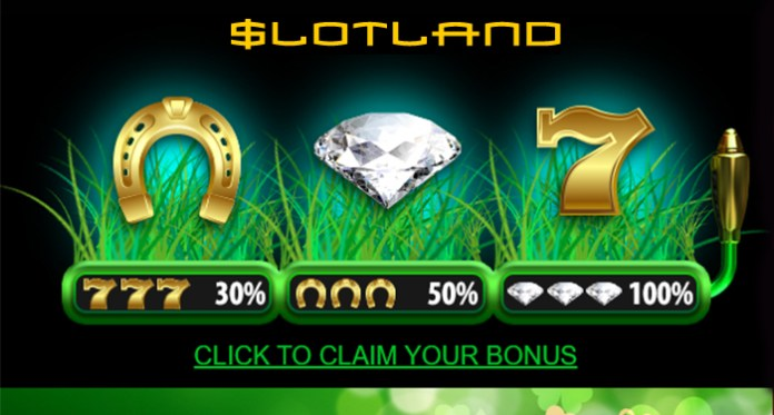 Play Slotland Casino for Some Mystery Spins and Daily Rewards