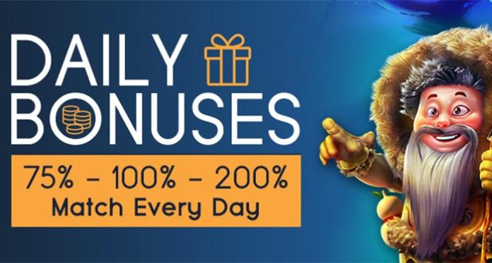 Play CyberSpins with Daily Bonuses and Free Bonus Bucks