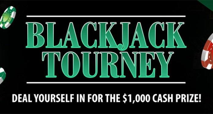 Grab $1,000 Cash in Vegas Crest Casinos April Blackjack Tournaments