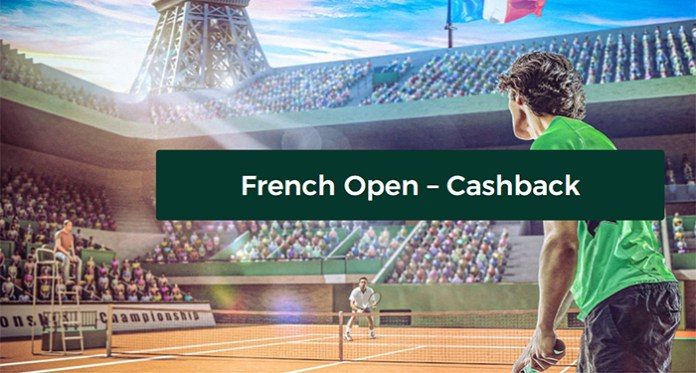 The French Open Cashback Promotion is Underway at Mr Green