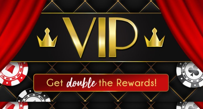 Receive Double the Rewards When You Play Vegas Crest Casino