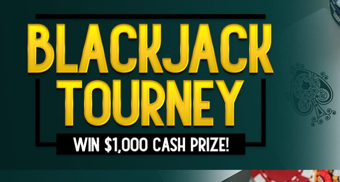 Win $1,000 in Vegas Crest Casinos Blackjack Tournament